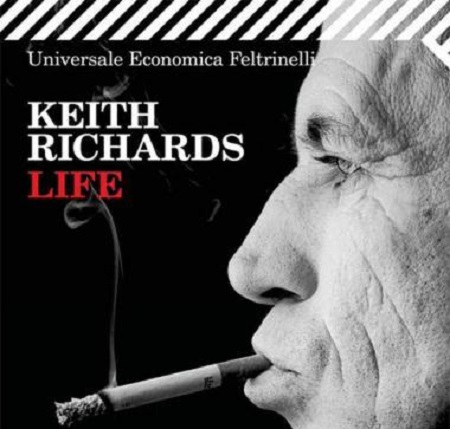 life keith richards copertina