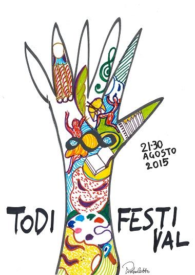 Il manifesto del Todi Festival  (www.todifestival.it)