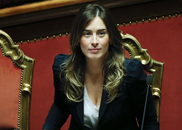 Il Ministro per le Riforme Maria Elena Boschi (fondazionerespublica.org)