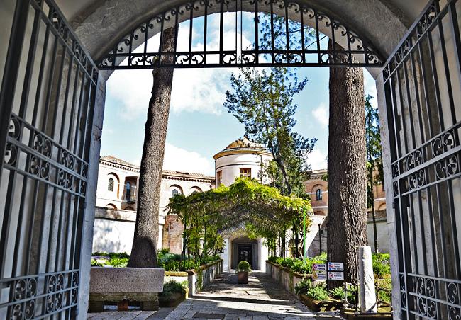 L'ex Carcere Borbonico di Avellino, luogo fulcro del Laceno d'Oro (lacenodoro.it)