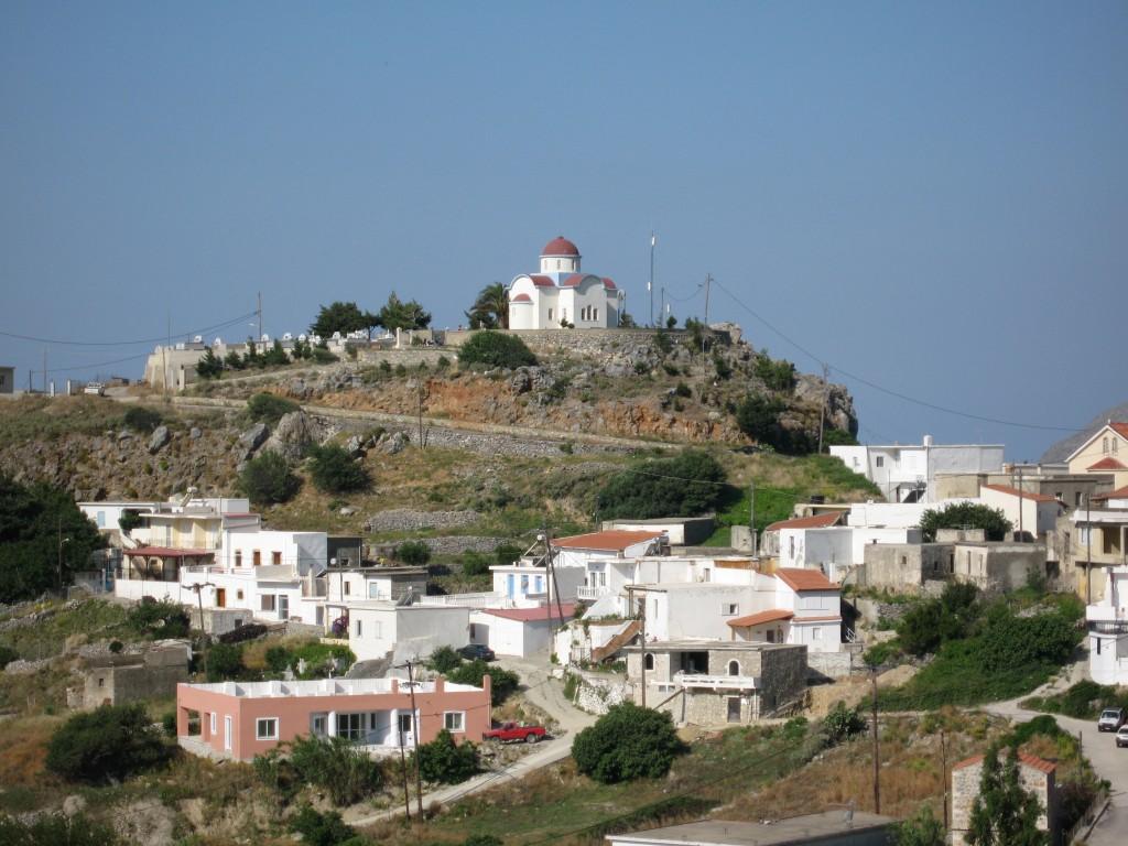 Il piccolo borgo di Sellia, in provincia di Catanzaro, Calabria (www.articolotre.com)