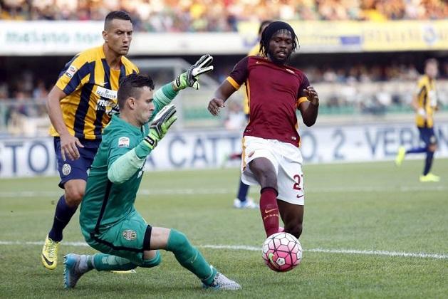 Solo un pareggio per la Roma a Verona nella prima giornata della Serie A 2015 - 2016 (allnews24.eu)