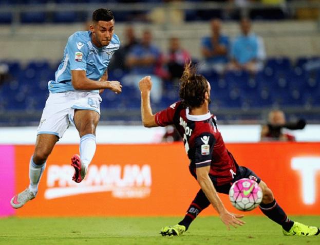 Parte bene la Lazio che batte per 2-1 il Bologna all'Olimpico (sportlive.it)