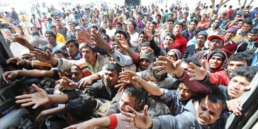 Profughi: persone, non oggetti da riallocare (www.formiche.net)