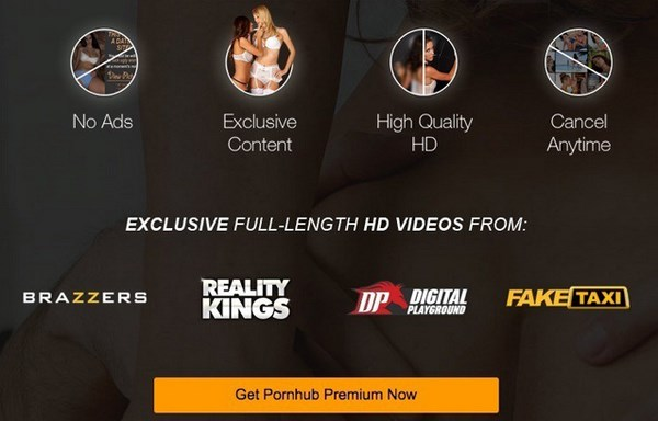 Pornhub Premium (fonte: fanpage.it)