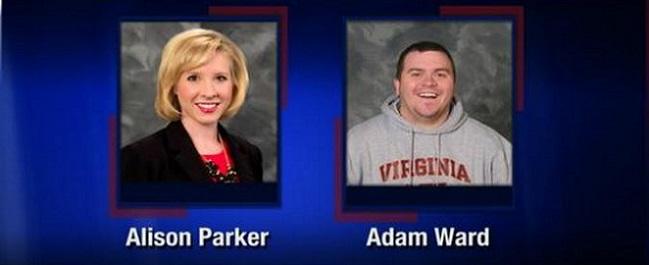Alison Parker e Adam Ward, la reporter e il cameraman uccisi mentre svolgevano il loro lavoro. Le immagini dell'accaduto sono state trasmesse in diretta televisiva (ilfattoquotidiano.it)