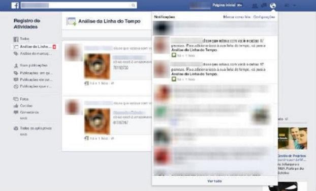 La trasmissione del virus su Facebook può avvenire anche durante una conversazione in chat con un utente infetto (diariocorreo.pe)