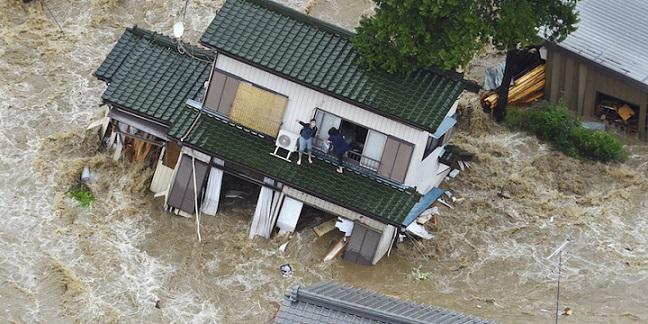 Alluvione in Giappone (ilpost.it)