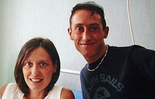 Stefano Cucchi con la sorella Ilaria (qualcosadisinistra.it)