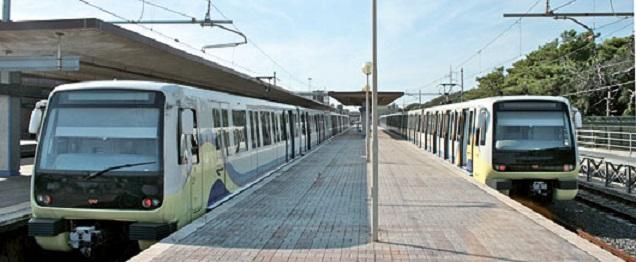 I treni della linea Roma-Lido (newsgo.it)