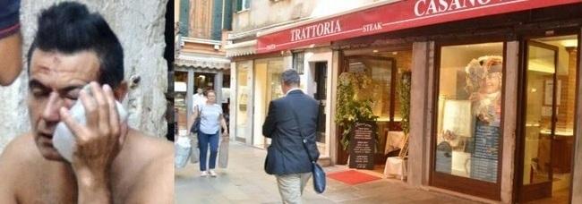 A Venezia un cliente di un ristorante non vuole pagare il conto perché insoddisfatto di una bistecca. Picchiato. O forse no (leggo.it)