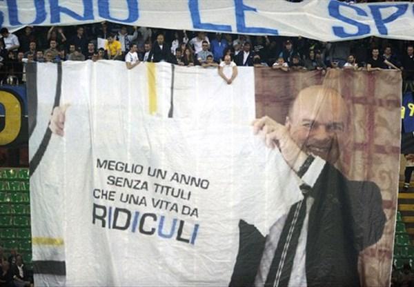 La foto anti-interista di Marco Fassone (fonte:static.goal.com)