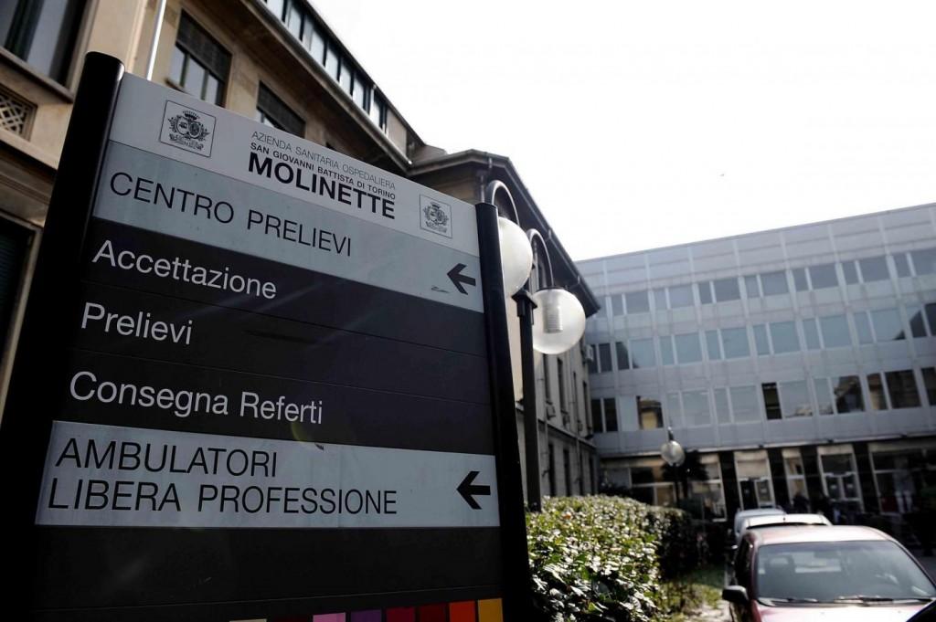 Ospedale Molinette di Torino (giornalettismo.com)