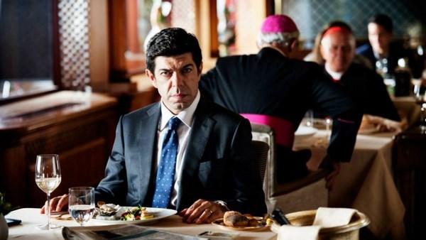 Pierfrancesco Favino è uno dei protagonisti del film (fonte: taxidrivers.it)