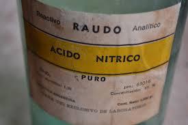 acido nitrico (articulo.mercadolibre.com)