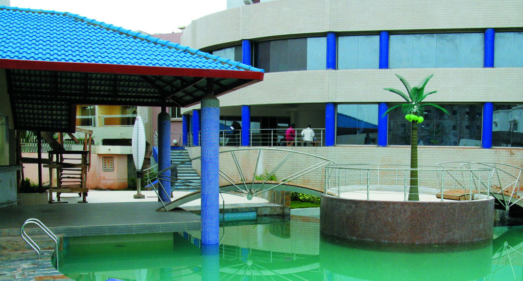 L'hotel Radisson di Bamako (www.radissonblu.com)
