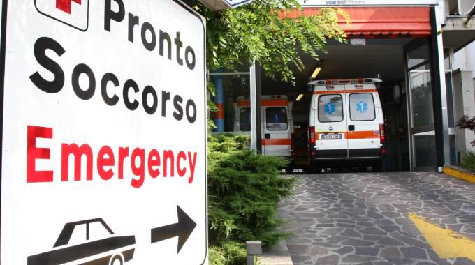 L'ingresso del pronto soccorso del San Giuseppe di via San Vittore a Milano (www.ilgiorno.it)