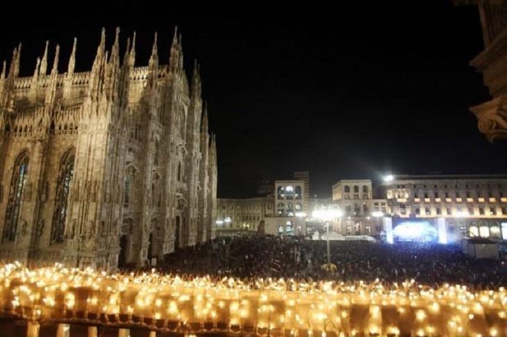 Star assoluta del Capodanno 2016 a Milano sarà Caparezza per il concertone in Piazza Duomo (Fonte foto: www.cityfan.com)