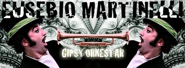 Gipsy Orkestar di Eusebio Martinelli (fonte: facebook.com)