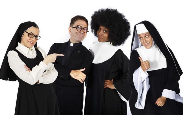Sister Act - Il musical (fonte: flaminioboni.it)