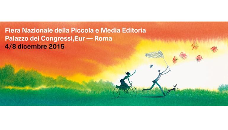 Più libri più liberi, la fiera nazionale della piccola e media editoria, si svolgerà a Roma dal 4 all'8 dicembre (www.romadeibambini.it)