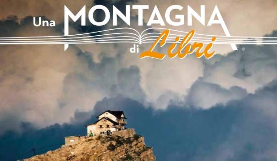 Una montagna di libri è il festival letterario di Cortina d'Ampezzo che si svolgerà dal 6 dicembre fino a Pasqua 2016 (www.agrpress.it)
