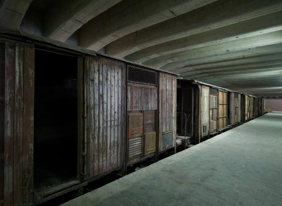 Il Binario 21 della Stazione Centrale di Milano (fonte foto: www.clubmilano.net)