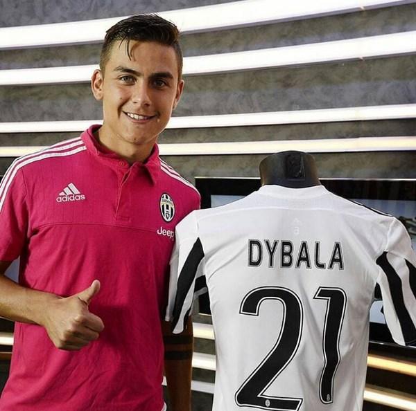 Paulo Dybala (fonte: facebook.com)