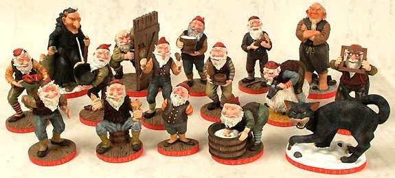 I 13 Babbi Natale in Islanda