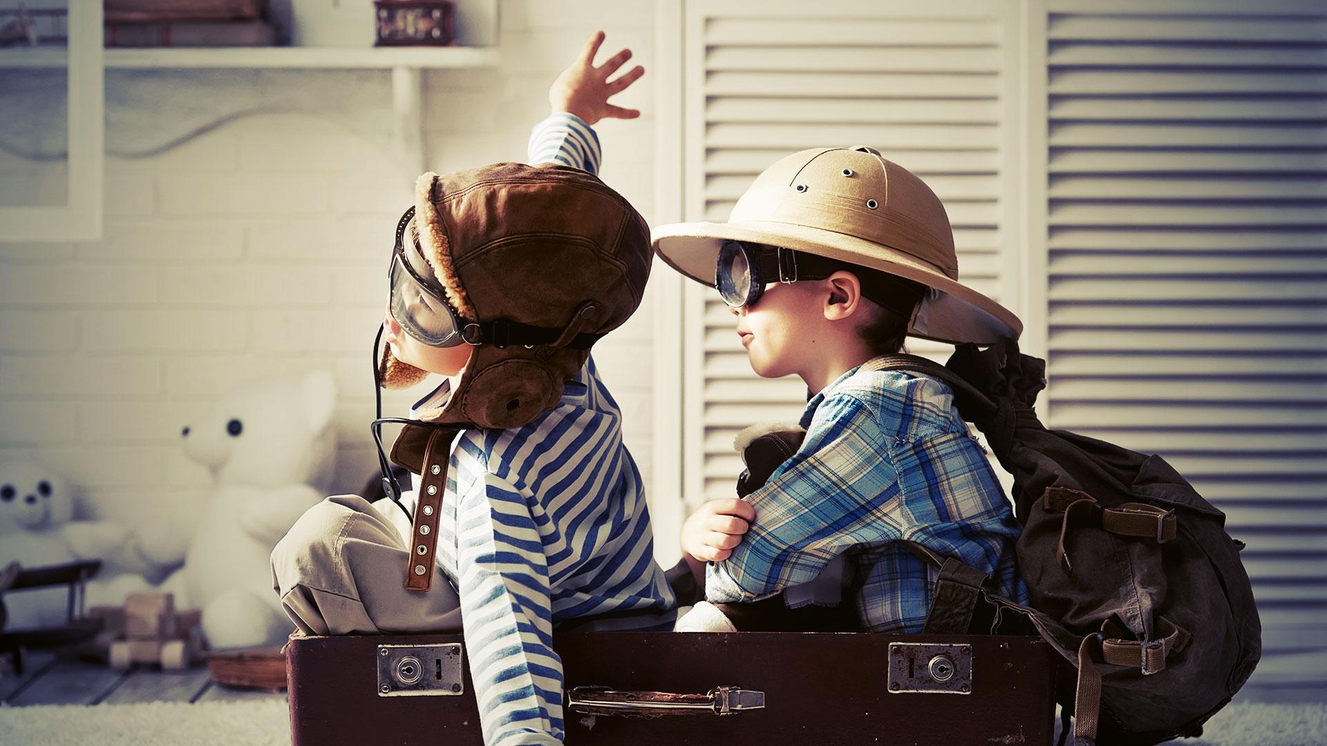 viaggio bambini