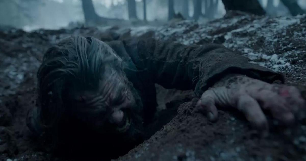 Leonardo DiCaprio in 'Revenant'