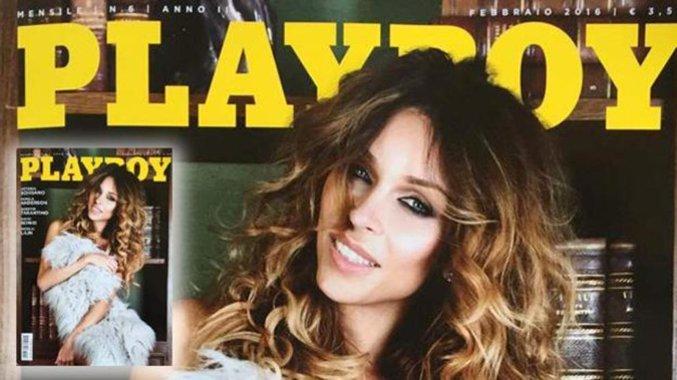 Vittoria Schisano su Playboy