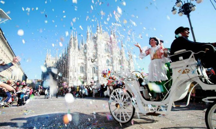 Comincia domani, a Milano, il Carnevale ambrosiano (fonte foto: www.urbanpost.it)