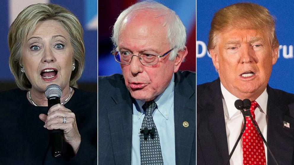 Hillary Clinton, Bernie Sanders, Donald Trump: la loro sfida cambierà per sempre gli Usa