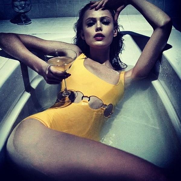 Frida Gustavsson (fonte: instagram.com)