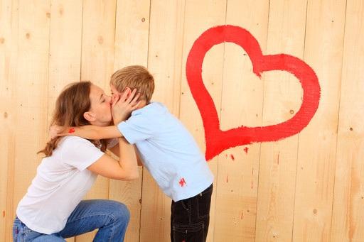 """""""Amore!"""": a San Valentino, care mamme, ricordate di chiamare così anche vostro marito (foto: nostrofiglio.it)"""
