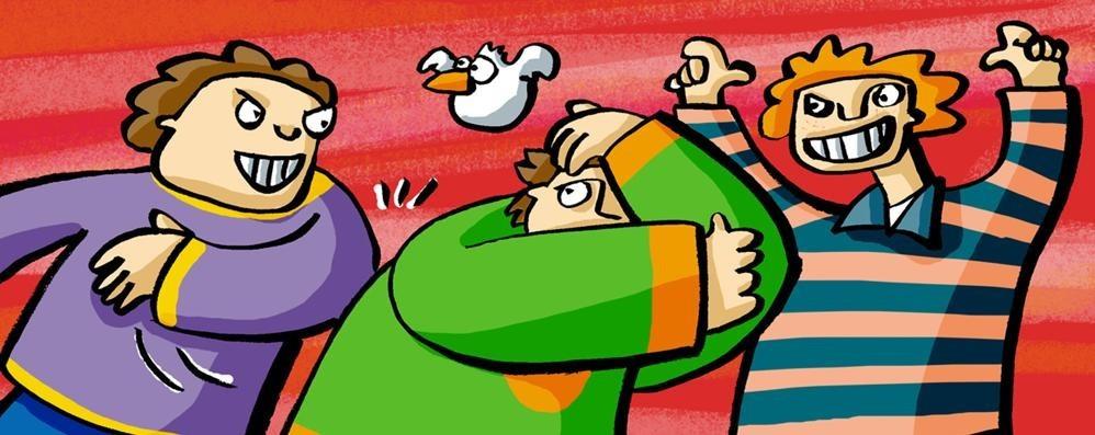 Bullismo (Fonte foto: www.laprovinciadicomo.it)