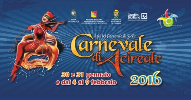 Carnevale 2016 in Sicilia: Acireale (foto: eventiesagre.it)