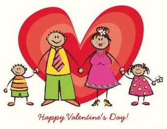 San Valentino con i bambini o solo in coppia? (foto: crescerebene.com)