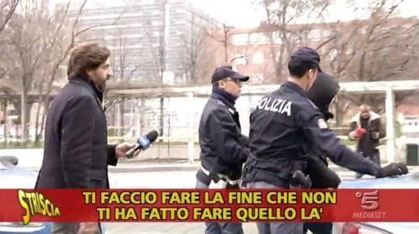Valerio Staffelli minacciato di morte (fonte: tgcom24.mediaset.it)