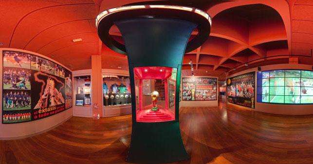 Museo_Seleccion_Espanola-museo-del-calcio-nazionale-spagnola-las-rozas