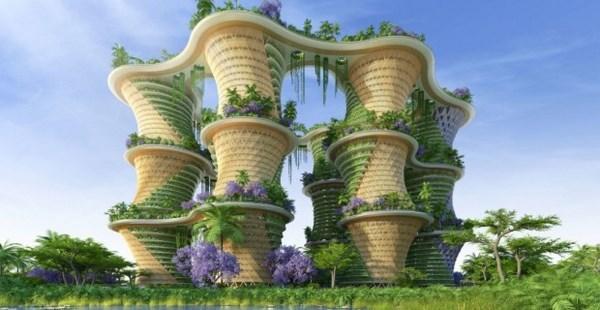 Il progetto di Hyperions (fonte: rinnovabili.it)