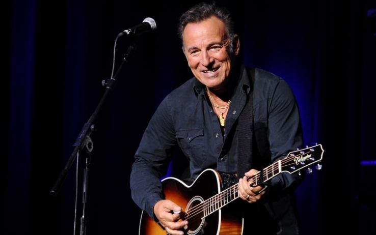 Bruce Springsteen (Inst.sky.it)