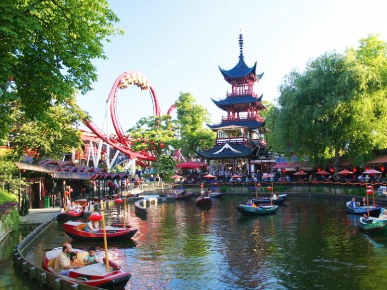 Tivoli: il parco dei divertimenti!