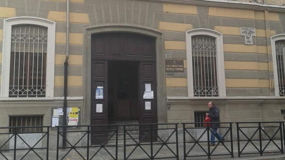 Torino, Scuola elementare Coppino (lastampa.it)
