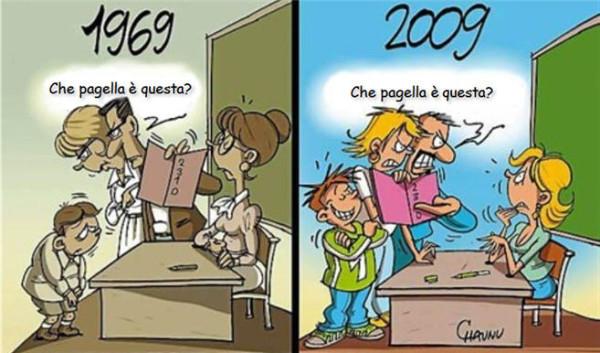 Genitori e figli contro gli insegnanti (Fonte foto: www.lasfidaeducativa.it)