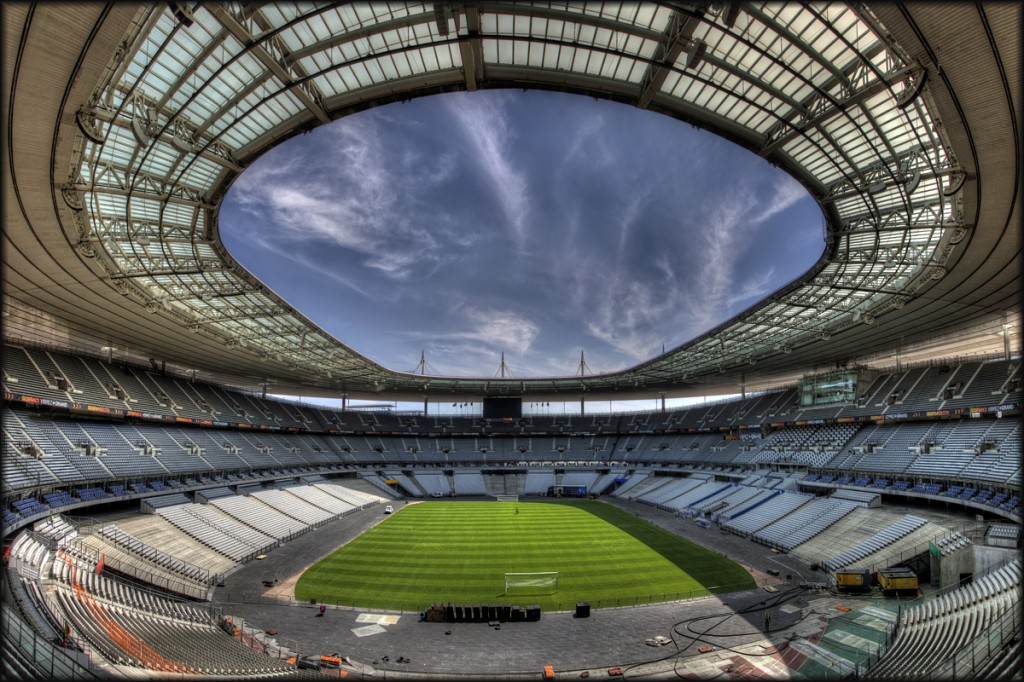 Euro 2016 Stade de France Paris Saint-Denis (skyscrapercity.com)
