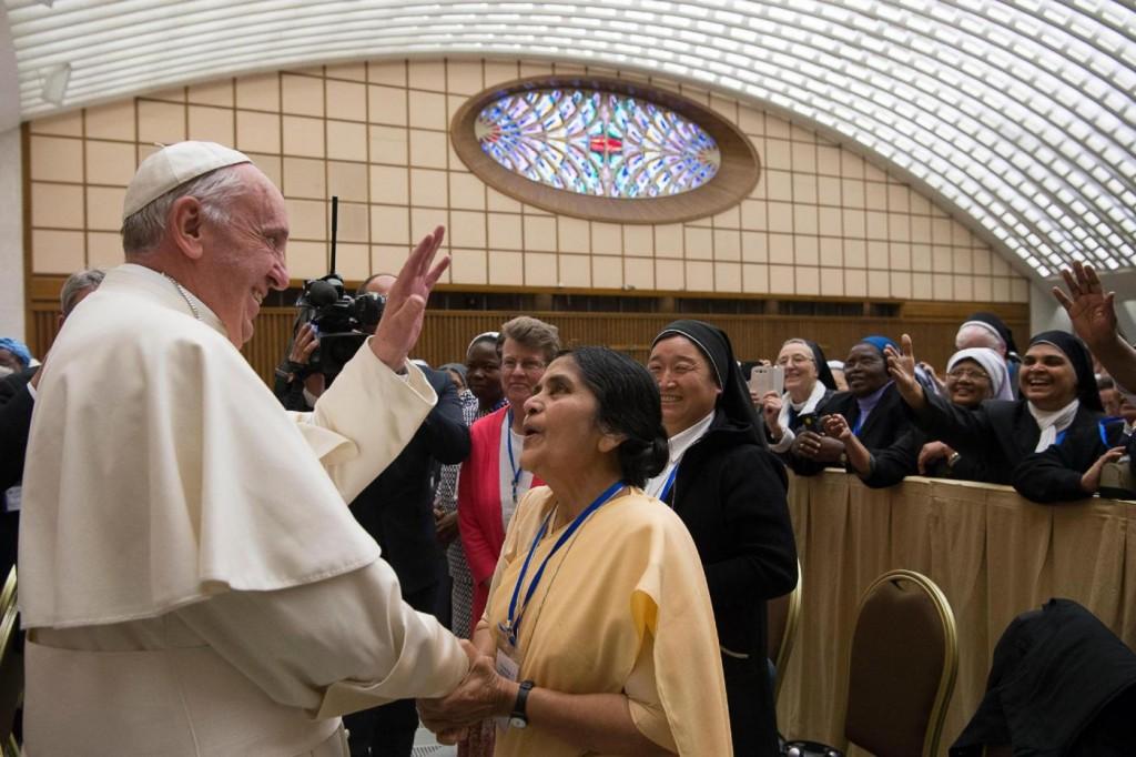 Francesco e le donne: una nuova visione della Chiesa?