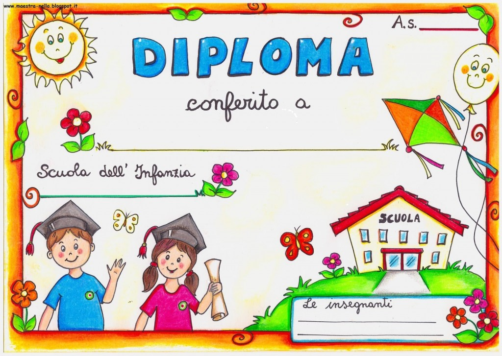 Tutti diplomati! (maestra-nella.blogspot)