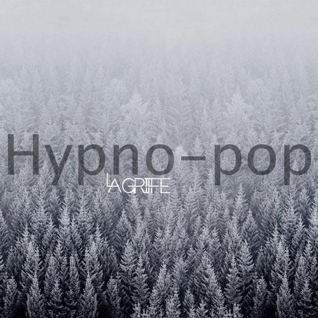 """La copertina di """"Hypno-pop"""", l'ep d'esordio dei La Griffe"""